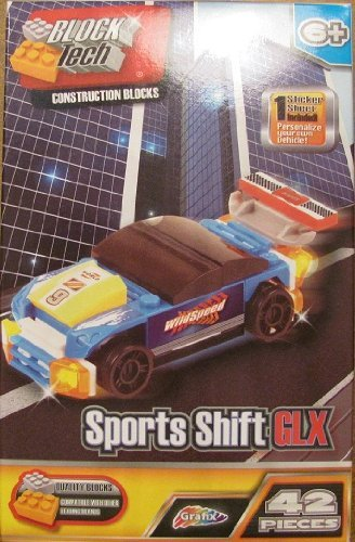Block Tech - Sports Shift GLX - 1