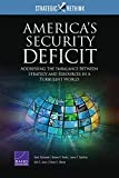 img - for America's Security Deficit: Addressing the Imbalance Between Strategy and Resources in a Turbulent World: Strategic Rethink book / textbook / text book