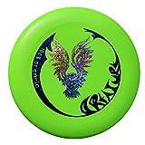 Eurodisc 175g Ultimate Frisbee Creature Green (100% Organic!)