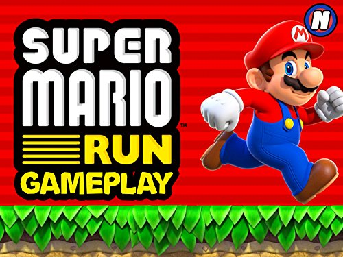 Clip: Super Mario Run Gameplay and Commentary - Season 1