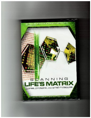 Scanning Life's Matrix Genes, Proteins, and Small Molecules (Dvd) - 1