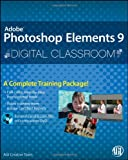 img - for Photoshop Elements 9 Digital Classroom, (Book and Video Training) book / textbook / text book