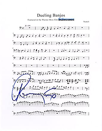 dueling banjos sheet music pdf