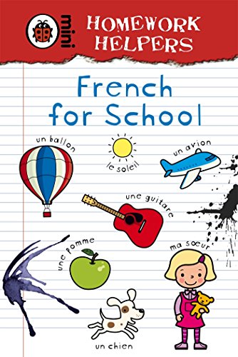 Ladybird Homework Helpers: French for School