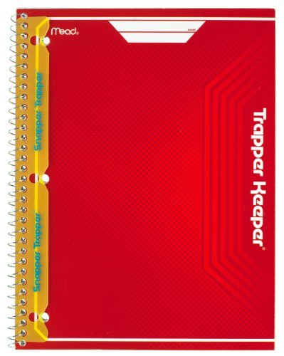 mead-trapper-keeper-snapper-trapper-spiral-notebook-1-subject-wide-ruled-red-72702-by-mead