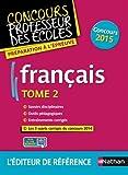 Français - Tome 2 - Epreuve écrite