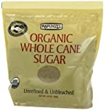 Rapunzel Pure Organic Whole Cane Sugar, 24-Ounce Packages (Pack of 6)