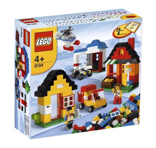 LEGO 6194: My LEGO Town