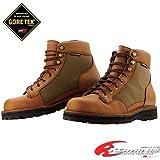 コミネ(Komine) BK-065 GORE-TEX® Short Boots brown 27 05-065