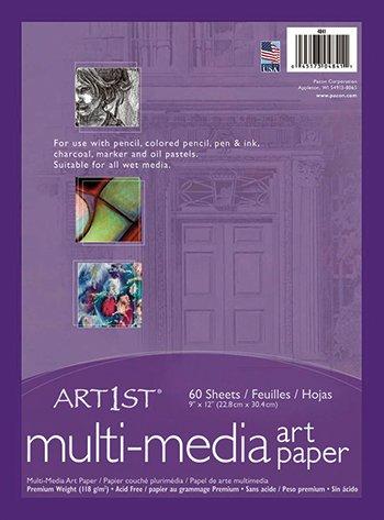 Multi Media Art Paper 60