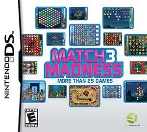 Match 3 Madness - Nintendo DS