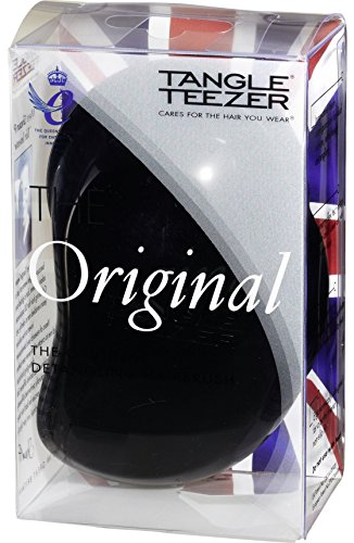 Tangle Teezer Original, Black Solid, Donna, 150 ml