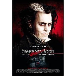 Sweeney Todd [HD DVD] [Import USA]