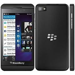 Blackberry Z10 16gb Black Factory Unlocked Gsm by BlackBerry