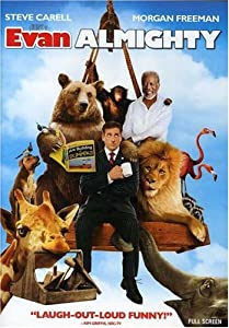 Cover of &quot;Evan Almighty (Widescreen Editi...