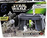 Star Wars Power of the Force Endor Attack Playset / スターウォーズ エンドア・アタック