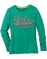 TOM TAILOR Kids Mädchen Langarmshirt longsleeve girls forever/312