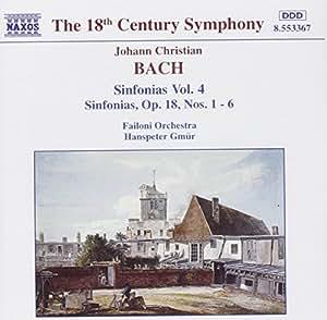 Sinfonias Vol.4