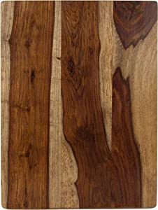 Architec Gripperwood Gourmet Sheesham Cutting Board, 10 by 15-Inch