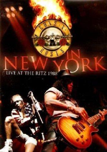 Guns N Roses - Live In New York [DVD]