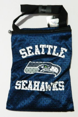 Seattle-Seahawks-Game-Day-Pouch-Purse-Crossbody-Hand-Bag-NFL