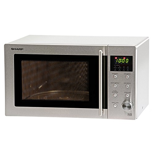 R28STM Microwave with Touch Control & LED Display in Stainless Steel Black Friday & Cyber Monday 2014
