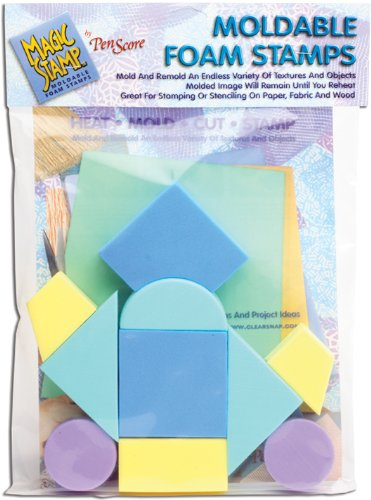 clearsnap-magic-stamp-geometric-10-piece-set-multi-colour