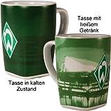 Werder Bremen Tasse Magic Mug