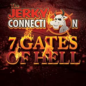 7 Gates Of Hell Beef Jerky from The Jerky Connection