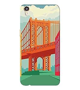 EPICCASE London love Mobile Back Case Cover For Oppo F1 Plus (Designer Case)