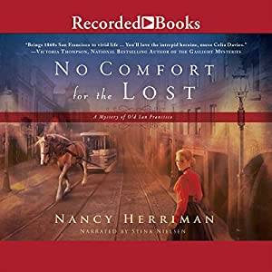 No Comfort for the Lost Audiobook