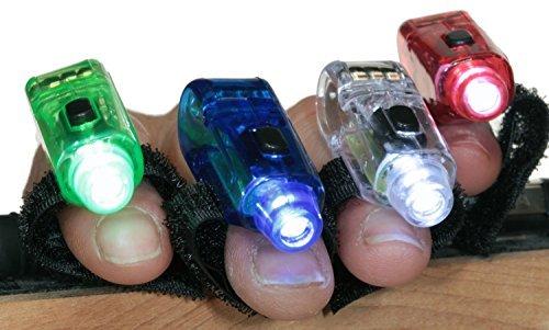 Tdltek Super Bright Led Finger Lights, 80 Pcs