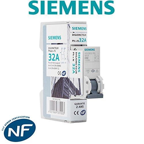 siemens-disjoncteur-electrique-phase-neutre-32a