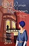 A Woman Unknown: A Kate Shackleton Mystery (Kate Shackleton series Book 4)