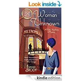A Woman Unknown: A Kate Shackleton Mystery (Kate Shackleton Mysteries Book 1)