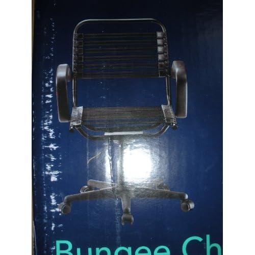 Amazon Com Room Essentials Bungee Chair Black Desk
