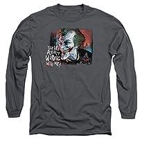 Batman Arkham City Plenty Wrong Long Sleeve T-Shirt