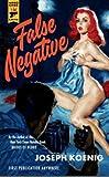 False Negative (Hard Case Crime)