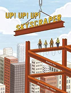 Book Cover: Up!  Up!  Up!  Skyscraper