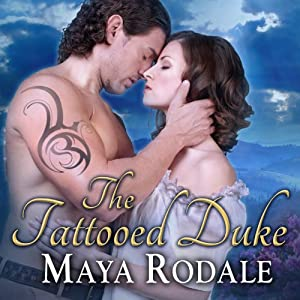 The Tattooed Duke Audiobook