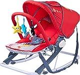 Caretero Aqua Baby Bouncer Red