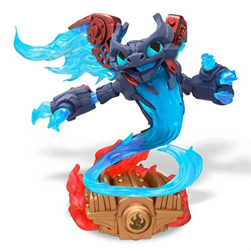 Skylanders SuperChargers: Drivers Spitfire Individual Character Pack - New In Bulk Packaging