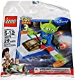 Lego - 30070 - Disney Pixar Toy Story 3 - Alien and Space Ship (34pcs) Bagged