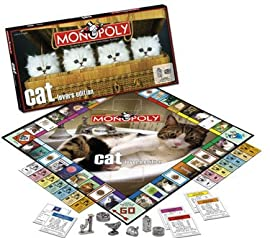 Monopoly: Cat Lovers Edition
