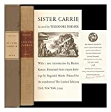 SISTER CARRIE. ILLUSTRATED FROM CRAYON DRAWINGS BY REGINALD MARSH.
