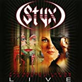 Styx The Grand Illusion + Pieces Of Eight - Live