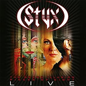 The Grand Illusion - Pieces Of Eight (Live)