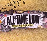 All Time Low Nothing Personal by All Time Low (2009) Audio CD