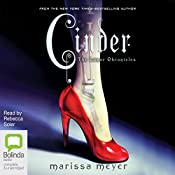 Cinder: The Lunar Chronicles, Book 1 | Marissa Meyer