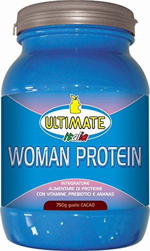 Ultimate Italia Woman Protein Proteine - 750 gr